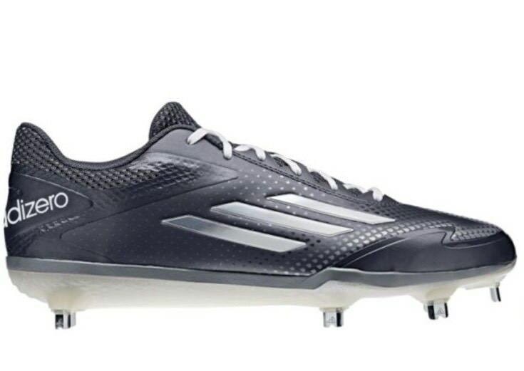 New Adidas Men's Adizero Afterburner 2.0 Baseball Cleats, Size 11