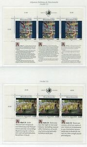 19390-UNITED-NATIONS-Vienna-1992-MNH-Nuovi-Human-Rights-6v