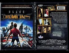 Black Demons (Brand New DVD, 2003) Rare, Uncut Umberto Lenzi Zombie Horror