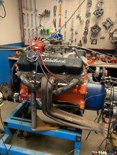440530hp Turn Key Chrysler Aluminum Head Hi Perf Mopar Big Block Engine