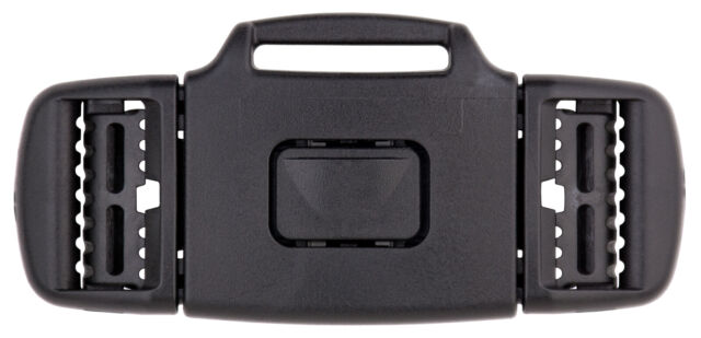 25-3//8 Inch Center Button Quick Release Buckle
