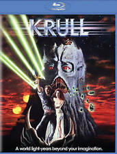 Krull (Blu-ray, 1983, 2014, Region A) Usually ships within 12 hours!!!
