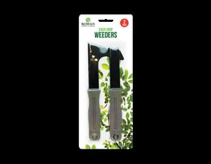 2pc Jardin Désherbage Outils-Patio étendant Les Mauvaises Herbes Pavés sol Remover Control