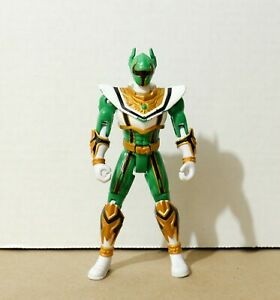 Power-Rangers-Green-Mystic-Force-Mystic-Sound-6-034-Bandai-2005-Excellent-Condition
