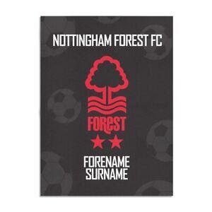 Nottingham-Forest-F-C-Personnalise-Couverture-Crest-100x75