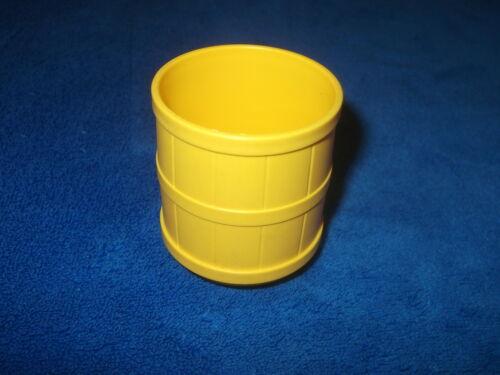 LEGO DUPLO occidental Knights Castle 4777 4776 4785 7880 barril ton amarillo Winnie