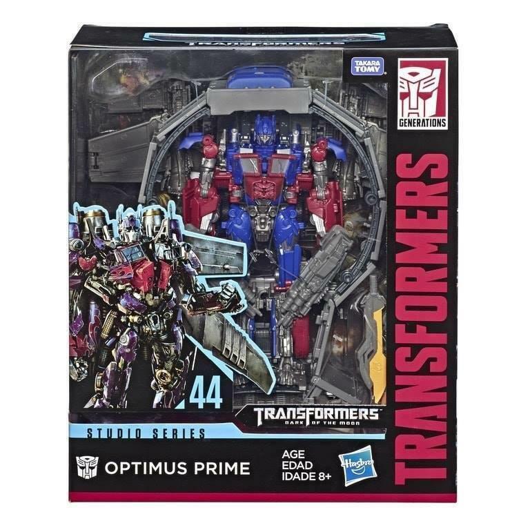 [giocattoli Hero]  In He Transformers Studio Series SS-44 Leader Optimus Prime DOTM  prendi l'ultimo