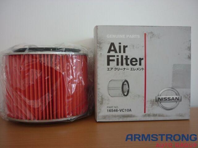 New Genuine Nissan Patrol Air Filter GU Y61 TY61  P/N 16546-VC10A