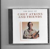 Chet Atkins And Friends, Cd the Best Of Sealed