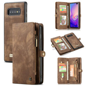 Case-Phone-Cover-Wallet-For-Samsung-Galaxy-S10-S10-Plus-S10e-Leather-Detachable