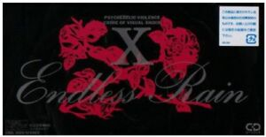 X-Japan-Endless-Rain-New-CD-Extended-Play-Japan-Import