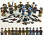 12Pcs-Set-Lego-Military-Series-WW2-China-VS-Japan-Soldiers-With-Weapon thumbnail 1