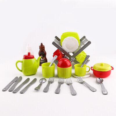 Kitchen Dishes Set For Kids Children