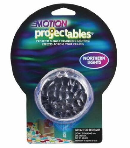 Jasco Northern Lights Motion Projectables Night Light Auto On Off Ships from US