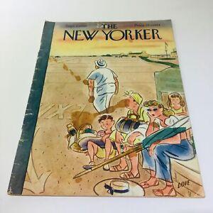 The-New-Yorker-Sept-2-1950-Full-Magazine-Theme-Cover-Leonard-Dove