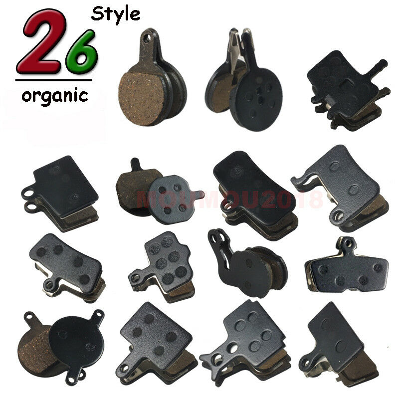 SWISSSTOP Disc 1 Organic Compound Bicycle Hydraulic Brake Pads MAGURA JULIE NEW