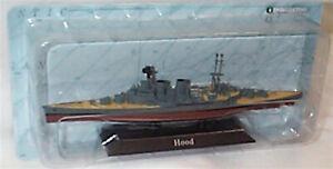 Hood Navire De Guerre Monté Sur écran Socle échelle 1:1250 Neuf En Pack Kz14-afficher Le Titre D'origine Ferme En Structure