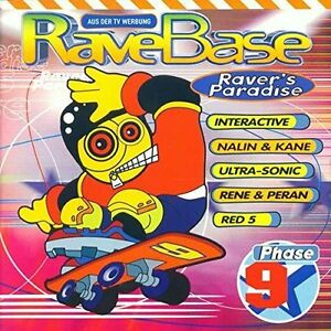 Rave-base-9-1997-SPACE-FROG-vertigini-Energy-52-Celvin-rotane-mem-CD-DOPPIO