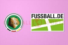 German League Cup DFB-Pokal & FUSSBALL.DE 2011-2012 Sleeve Soccer Patch / Badge
