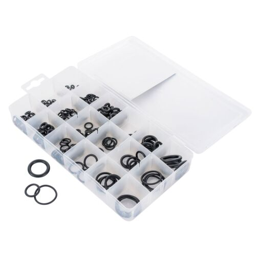 225 Piece Pitking Motorsport Box of Rubber O Rings Assortment