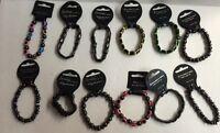12pc Magnetic Bracelet Assorted Wholesale Mens &ladies $5.99 Retail Cost $1.50ea