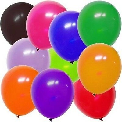 "72 Pcs Birthday Wedding Party Decor Latex Balloons 12"" - ""U Pick Color"""