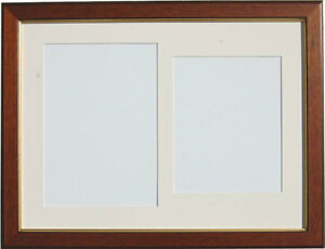 Graduation Frame For A4 Certificate 10 X 8 Print Mahogany Collection Only Ebay