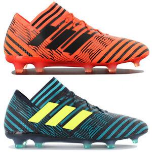 Details zu adidas NEMEZIZ 17.1 FG Herren Profi Fußballschuhe Nocken Soccer Schuhe NEU
