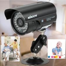 KKMOON Outdoor HD 1200TVL CCTV Bullet Camera Home Security IR Waterproof IP66 US