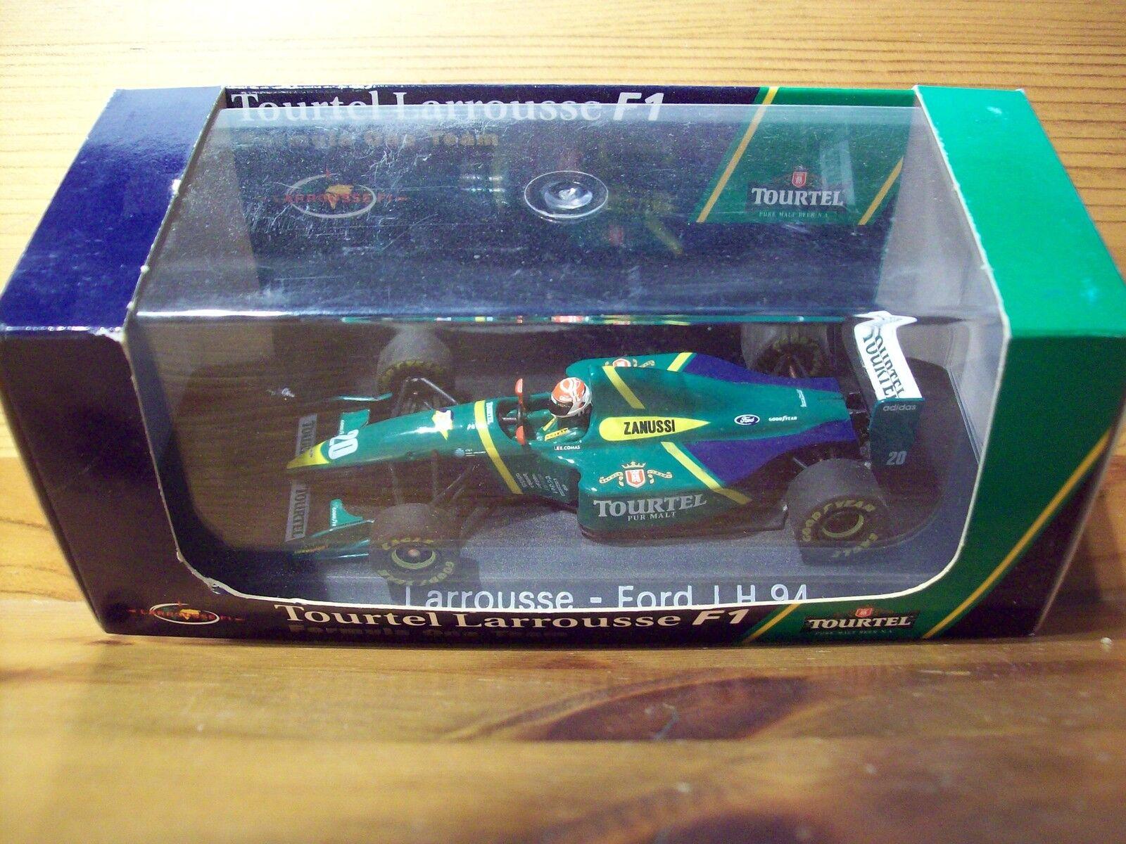 1 43 ELIGOR TOURTEL LARROUSSE LARROUSSE F1 FORD LH 1994  20 ERIC COMAS