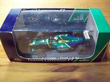 1/43 Eligor TOURTEL Larrousse F1 FORD LH 1994 # 20 Eric COMAS