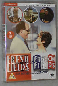 Fresh-French-Fields-The-Complete-Series-DVD-Box-Set-NEW-amp-SEALED