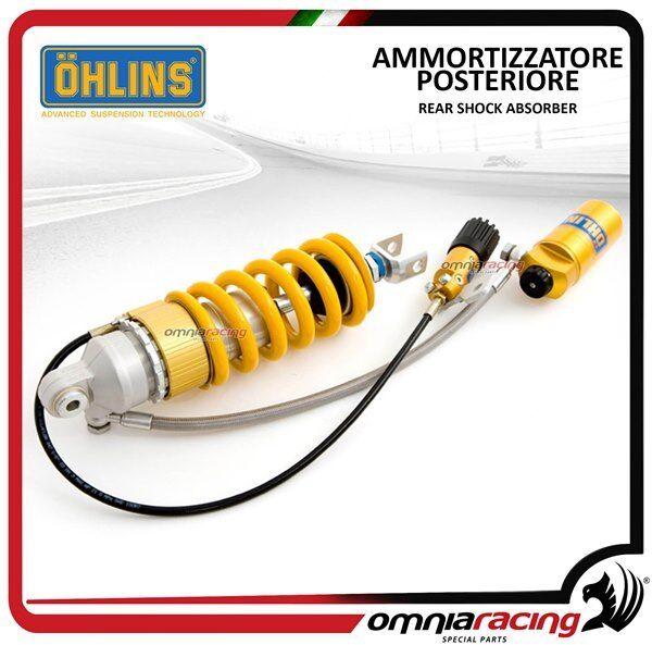 Ohlins mono aj post amortiguador STX46 SS Kawasaki GPZ900 Racing 84>98