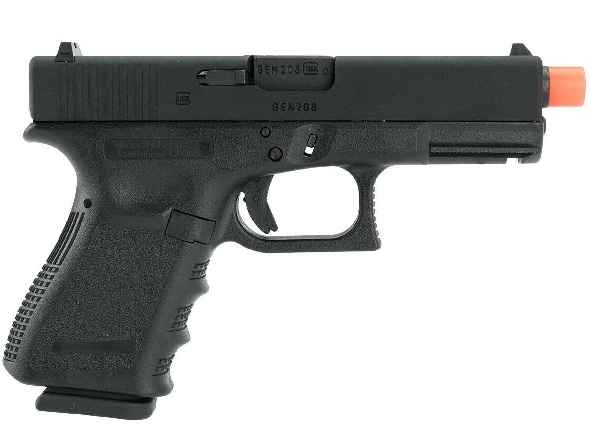 Elite Force Glock G19 Gen 3 CO2 Non Blowback Airsoft Pistol 6mm Black NEW