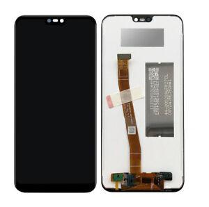5.8 in Black Huawei P20 Lite ANE-L21 Nova 3e LCD Screen Touch Digitizer Replace