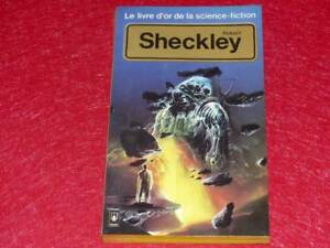 BIBLIOTHEQUE-H-amp-P-J-OSWALD-SHECKLEY-COLLECTION-LOSF-SF-EO-1980