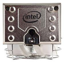"""Intel  E75476-002 DBX-B LGA 1366 Heat Sink & 4"""" Cooling Fan w/copper heatpipes"""