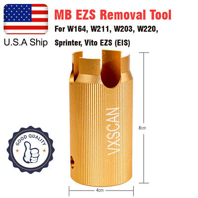 USA Ship EZS Removal Tool for W164//W211// W203// W220//Sprinter// Vito EZS EIS