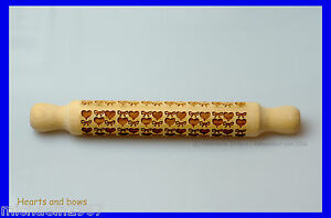 Hearts-and-Bows-Rolling-Pin-Laser-Engraved