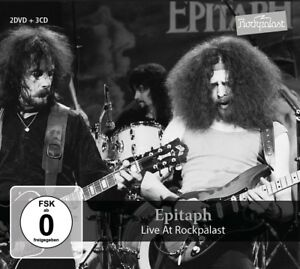 Epitaph-Live-at-rock-Palazzo-2-DVD-3-CD-NUOVO