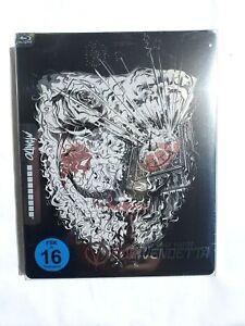 V come vendetta [Blu-ray-Steelbook/Nuovo/Scatola Originale] Import con lingua italiana