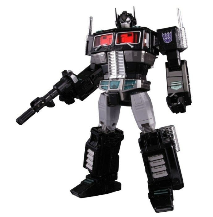 apresurado a ver Takara Tomy Transformers Masterpiece MP-10B Negro convoy de Japón Nuevo Nuevo Nuevo  contador genuino
