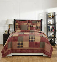 6pc Rutherford King Bed Quilt Set By Olivias/country Bedding