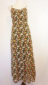 J-Crew-Tiered-Maxi-Dress-Size-4-Fall-Floral-NEW-128