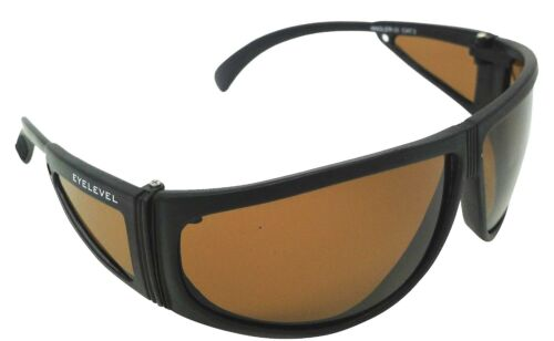 PESCATORE Occhiali Da Sole Polarized Brown Cat-3 UV400 Lenti