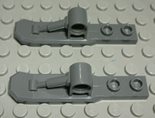 2378 Lego Kufe Hubschrauber Helikopter 1x6 new Dunkelgrau 2 Stück