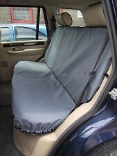 Honda CRV Back Seat Cover (Grey) 2007 - Onwards