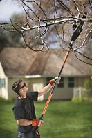 Tree Trimmer Pole Saw Electric Remington Pruner Hedge Chainsaw Garden Tool Saw