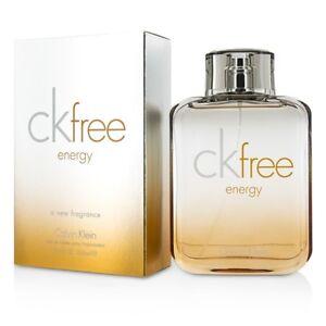 c5b612ae3f Calvin Klein CK Free Energy EDT Eau De Toilette Spray 100ml Mens ...