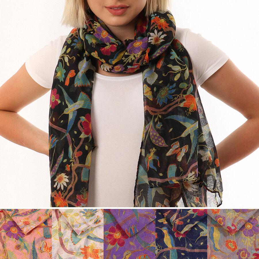 New Stylish Women's Soft Viscose Block Grid Pattern Tassel One Size Scarves